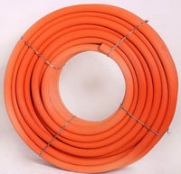 Dessini Gas Pipe Bundle For Stove and Kitchen Orange