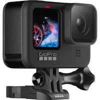GoPro HERO9 Action Camera - Black