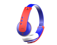 JVC Wireless On-ear Kids Headphone