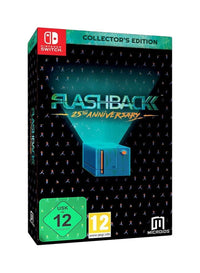Flashback 25th Anniversary Edition - Nintendo Switch