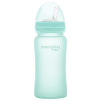Glass Straw Bottles-240ml By Everyday Baby