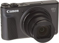 Canon SX730 HS, 20.3MP Digital Camera - Black