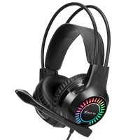 xtrike me Sterio Gaming Headphones With Backlit - GH-709