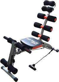 Six Pack Care, Fitness Machine Abdominal Exercise, Multi Color