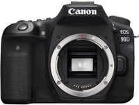 Canon 90D Digital SLR Camera (Body Only)