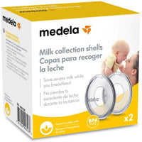 Milk Collection Shells By Medela