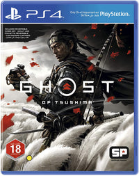 Ghost of Tsushima Standard Edition (PS4)