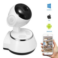 High Resolution Wireless Indoor IP Security Smart Net Camera