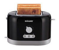 Sonashi 2-Slice Bread Toaster 870W ST-209 - Black