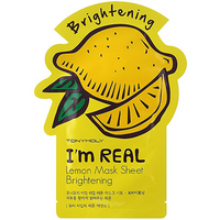 TONYMOLY I'm REAL Lemon Sheet Mask