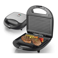 Saachi Sandwich Maker/Grill NL-SM-4659-BK  with an Automatic Thermostat