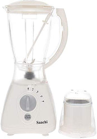 Saachi 2 in 1 Blender NL-BL-4377-WH with Auto-Clean Capability