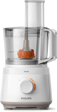Philips Daily Collection Compact Food Processor, HR7320/01, UAE Version