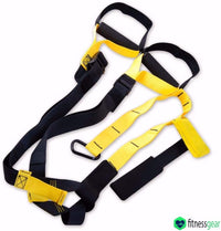 Resistance Band - Suspension Training Home Gym