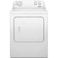 Whirlpool Vented Dryer 10.5kg White