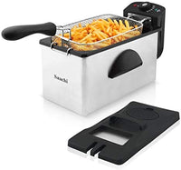 Saachi Deep Fryer NL-DF-4751-ST with an Adjustable Thermostat