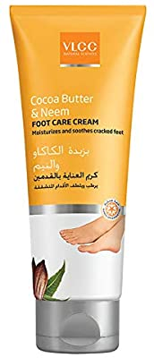 Cocoa Butter & Neem Foot Care Cream 100ml