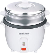 Black & Decker RC1000 1.0-Litre 400-Watt Rice Cooker