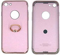 Passion4 Silicon Case W/ Ring Holder For Iphone7+ Rosegold