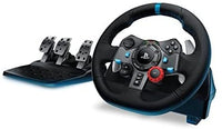 Logitech G29 Driving Force Racing Wheel For PS4/PS3/PC