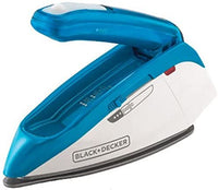 Black & Decker TI250-B5 Dual Voltage Travel Steam Iron