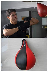 Max Strength Speed Ball Muway Thai Hanging Bag