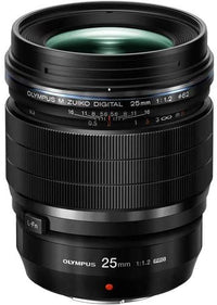 Olympus 25mm F1.2 Pro SLR Lense for Cameras