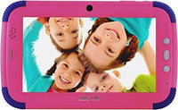 i-Life Kids Tab 6 Tablet, Android ,WiFi+3G ,8GB, 1GB, 7 inch - Pink