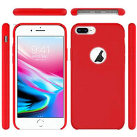 Passion4 Silicon Cases For Iphone7/ Red