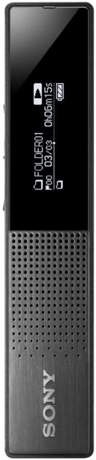 Sony ICD-TX650 High Quality Digital Voice Recorder MP3 Player Black