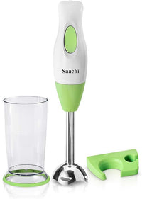 Saachi Hand Blender NL-CH-4255-GN with a Wall Mounting Attachment
