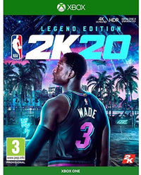 NBA 2K20 Legend Edition Xbox One (Xbox One)