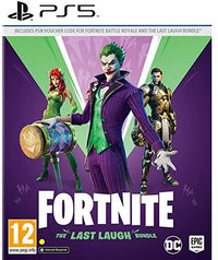 Fortnite The Last Laugh PS5