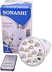 Sonashi Rech Led Pin Type Bulb With Remote Control