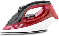 Black & Decker 1600W Steam Iron With Anti Drip X1550-B5