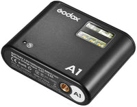 Godox 2.4G A1 Flash and Trigger for Smart Phones - GODOX - A1