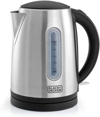 Black & Decker JC400-B5 1.7-Liter Concealed Coil Electric Kettle