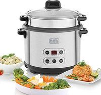 Black & Decker RPC1800-B5 1.8-Liter Automatic Rice and Pasta Cooker