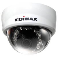 Edimax PT-111E 1MP Indoor PT Auto Tracking Mini Dome Network Camera