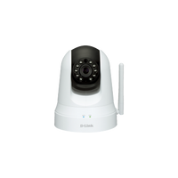 D-Link DCS-5020L Pan & Tilt WiFi Camera White