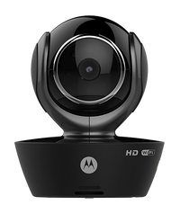 Motorola FOCUS85 WiFi HD Home Video Camera Black