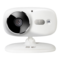 Motorola FOCUS86 Full HD WiFi Home Monitoring Camera White