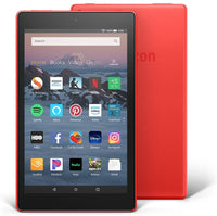 Amazon Kindle Fire Hd 8 Tablet With Alexa 8 Inch Display 32gb Red