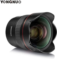 YONGNUO YN14mm F2.8 Ultra-wide Angle Prime Lens Auto/Manual Focus 114° Diagonal Angle for Canon DSLR Camera