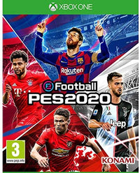 Football PES 2020 Sport Game (Intl Version) - Sports - Xbox One