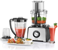 Black & Decker FX810-B5 800W Food Processor