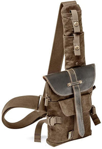 National Geographic Africa Camera Sling Bag, Brown (NG A4567)