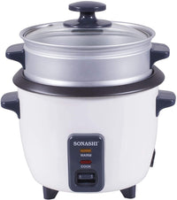 Sonashi 1.8 Ltr Rice Cooker With Steamer