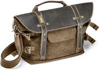 National Geographic Africa Camera Bag Midi Satchel, Brown (NG A2140)