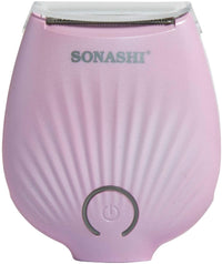 Sonashi Rechargeable Travel Mini Lady Shaver (Pink)